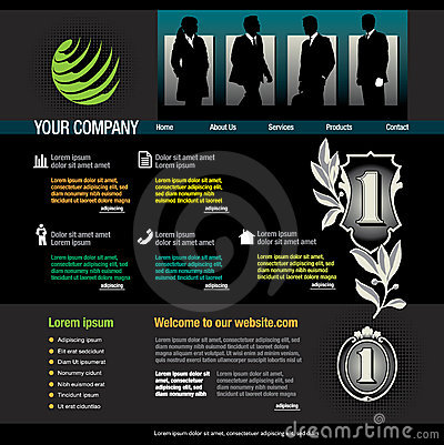Website design for business