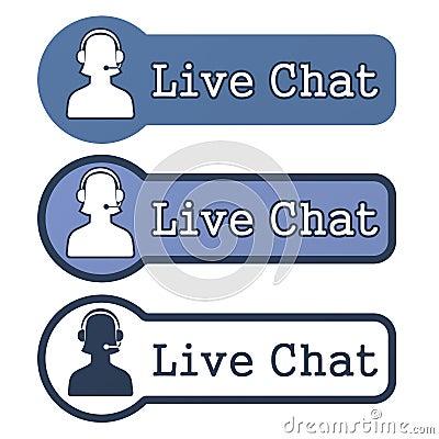 Website Element: Live Chat