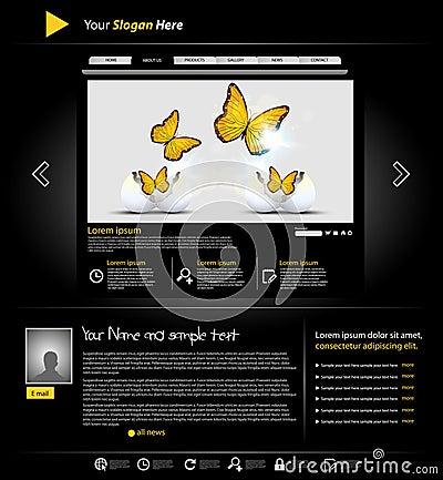 Website personal portfolio