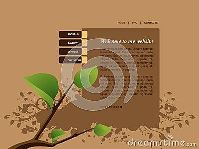 Website Template 55