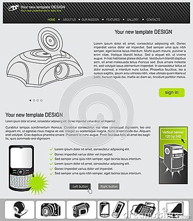 Website template 22