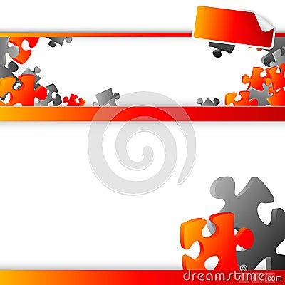 Website Template - Jigsaw