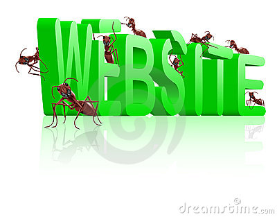 Website under construction web development
