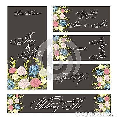 Wedding комплект