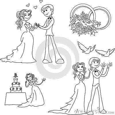 One shoulder long yellow bride wedding dress star ball dress