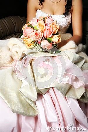 Free Wedding Attire Royalty Free Stock Photography - 1780867