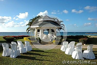 Wedding auf dem Strand