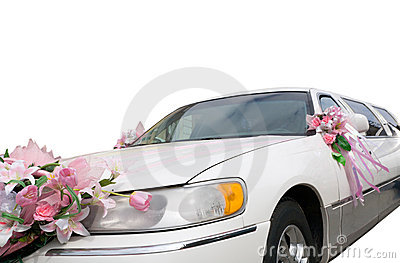 Wedding automobile