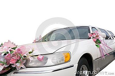 Wedding automobile