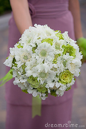 Free Wedding Bouquet Royalty Free Stock Image - 10643936