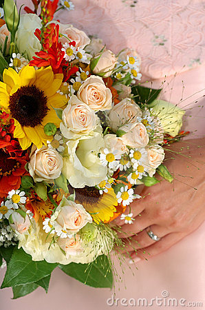 Free Wedding Bouquet Stock Photo - 1529830