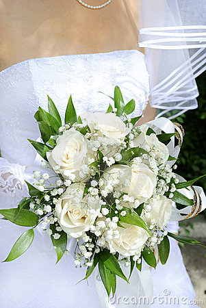 Free Wedding Bouquet Stock Photography - 15693392