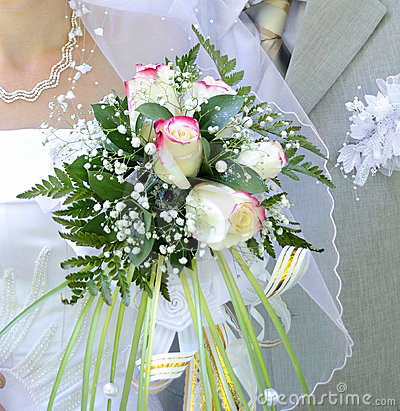 Free Wedding Bouquet Stock Image - 18187551