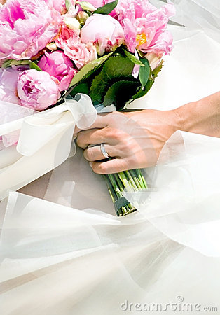 Free Wedding Bouquet Stock Photos - 18312513