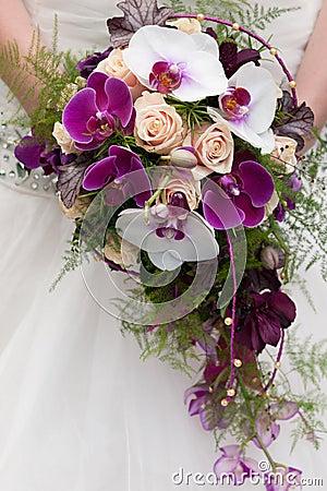 Free Wedding Bouquet Royalty Free Stock Photos - 20555158