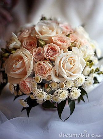 Free Wedding Bouquet Royalty Free Stock Photo - 2406675
