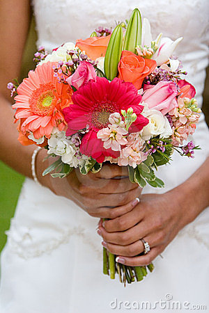 Free Wedding Bouquet Stock Photo - 2520000