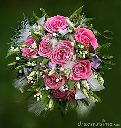 Free Wedding Bouquet Royalty Free Stock Photo - 3272995