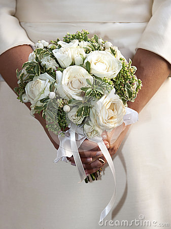 Free Wedding Bouquet Royalty Free Stock Photo - 36941635