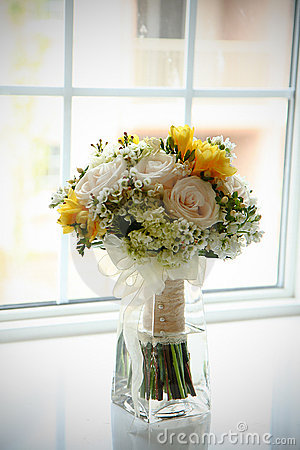 Free Wedding Bouquet Royalty Free Stock Images - 4586509