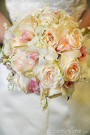 Free Wedding Bouquet Stock Image - 5359851