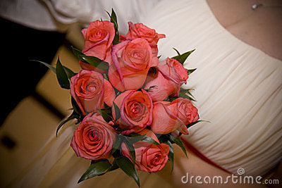 Wedding bouquet / Wedding rings
