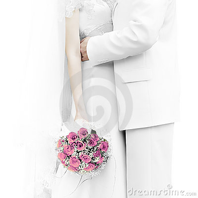 Free Wedding Bouquet2 Royalty Free Stock Image - 3389446