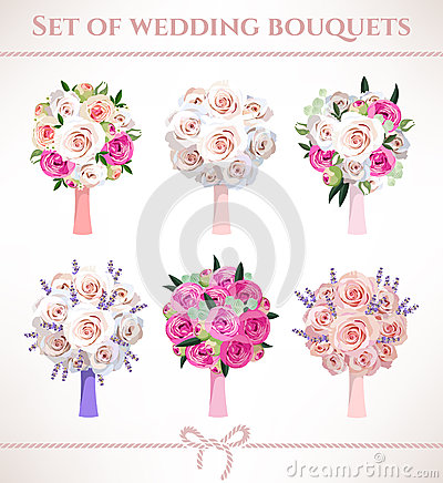 Free Wedding Bouquets Royalty Free Stock Image - 59237116
