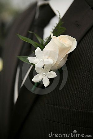 Free Wedding Boutonniere Stock Photos - 5077453