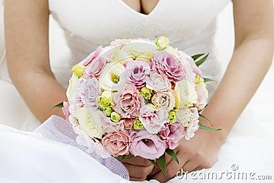 Wedding buquet