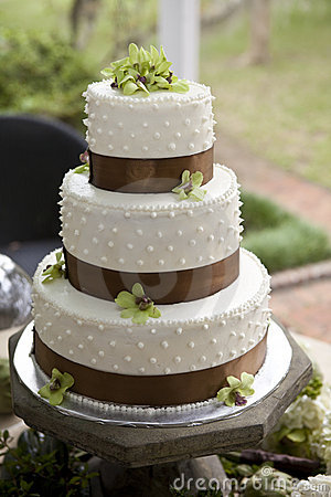 Free Wedding Cake Stock Image - 11375171