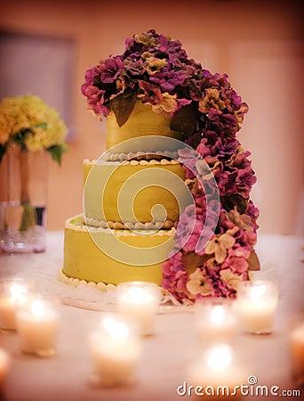 Free Wedding Cake Stock Photography - 13825432