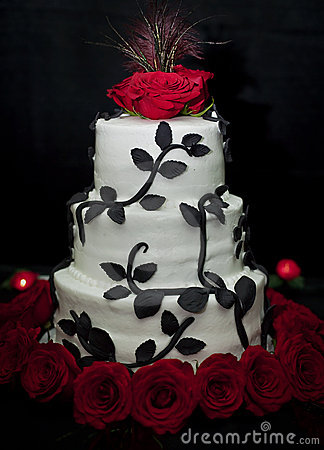 Free Wedding Cake Royalty Free Stock Photos - 15101438