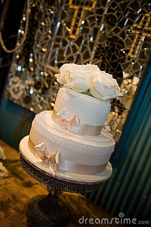 Free Wedding Cake Royalty Free Stock Photos - 15232158