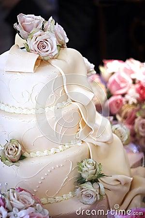 Free Wedding Cake Stock Photos - 1553463
