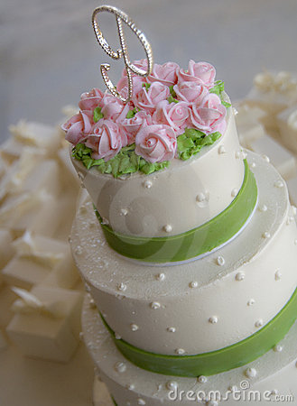 Free Wedding Cake Royalty Free Stock Images - 16299329