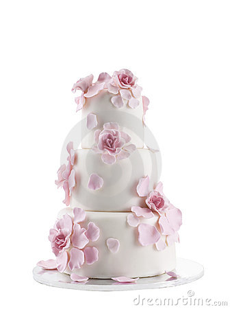 Free Wedding Cake Royalty Free Stock Images - 18363199