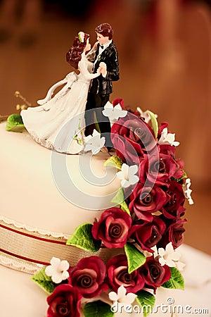 Free Wedding Cake 2 Stock Images - 18478334