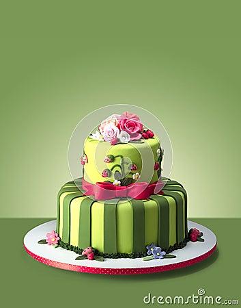 Free Wedding Cake Stock Photography - 21138632