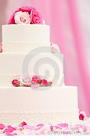 Free Wedding Cake Stock Images - 23711854