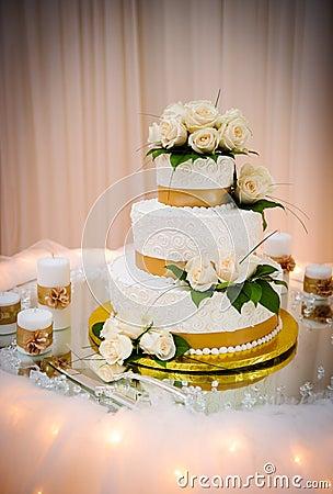 Free Wedding Cake Stock Photos - 23879853