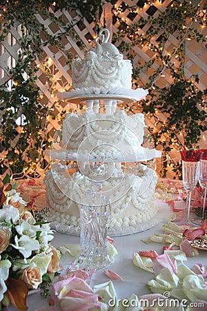 Free Wedding Cake Stock Images - 349514