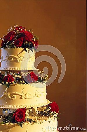 wedding cake stock photography image 3850092