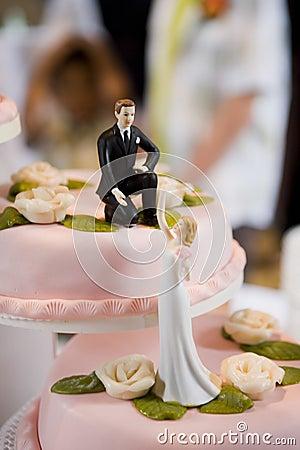 Free Wedding Cake Stock Photo - 4012860