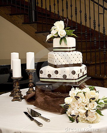 Free Wedding Cake Royalty Free Stock Photos - 4071118