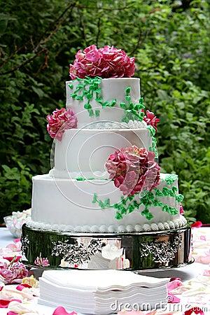 Free Wedding Cake Stock Photo - 455080