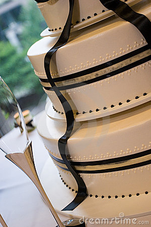 Free Wedding Cake Royalty Free Stock Image - 7292776