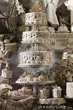 Free Wedding Cake Stock Photos - 7305653