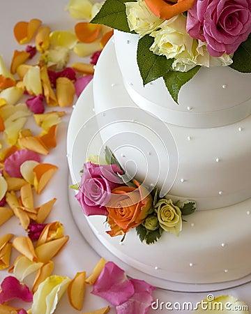 Free Wedding Cake Royalty Free Stock Photos - 7847908