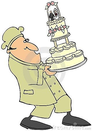 Wedding Cake Baker